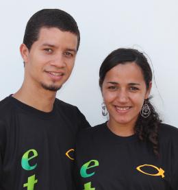 Eric e Jéssica